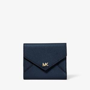 Michael Kors Medium Two-Tone Envelope Wallet